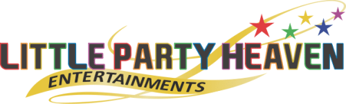 Little Party Heaven childrens entertainments company logo